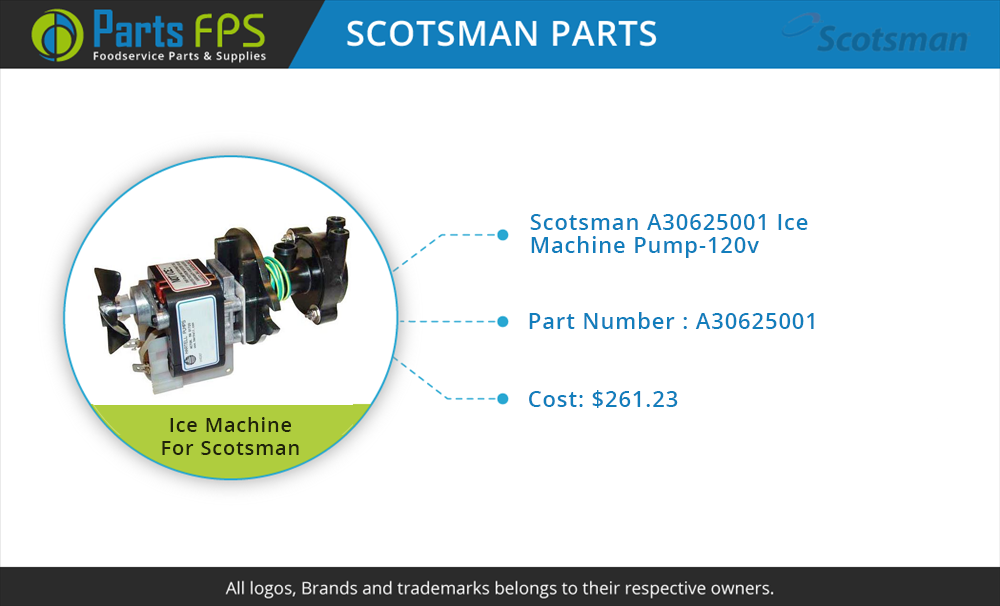 Scotsman Parts | Scotsman Ice Machine Parts | Scotsman sensors- PartsFPS