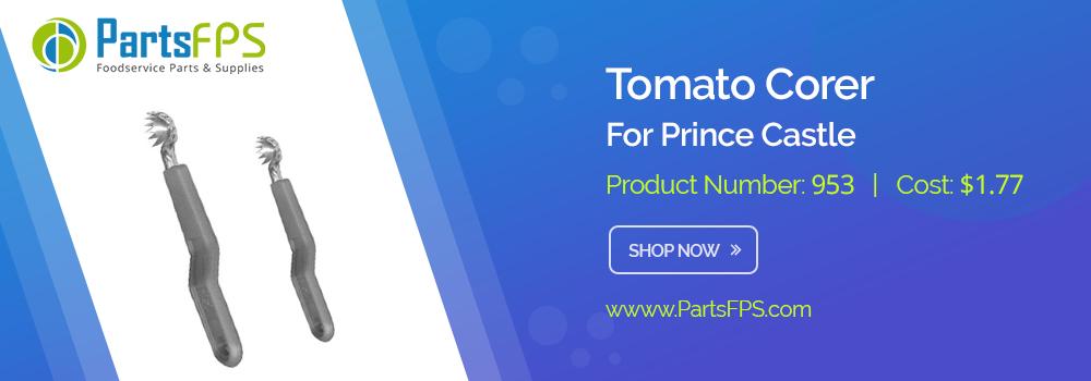 Prince Castle 953 Tomato Core-It Tomato Corer