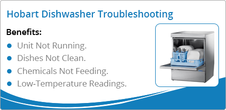 best hobart dishwasher troubleshooting