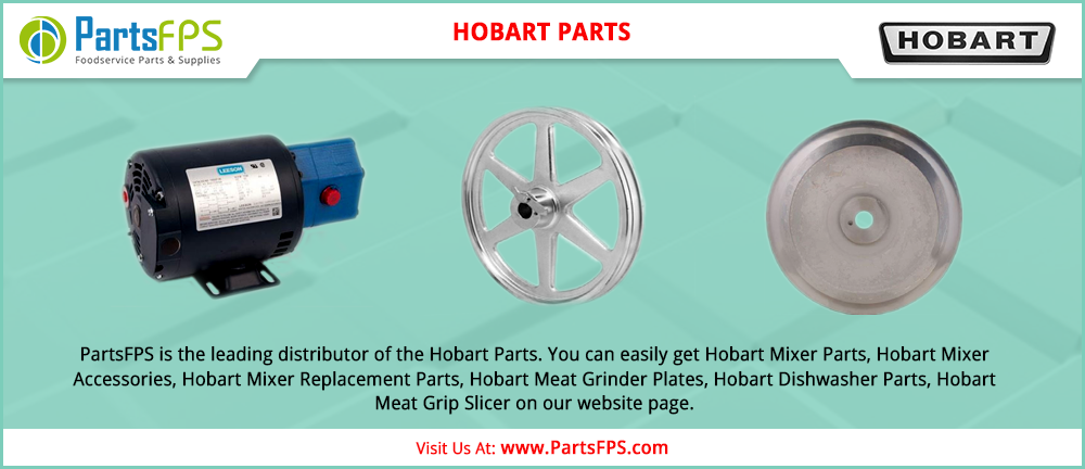 Hobart Parts & Manuals  Restaurant Equipment Parts | Food