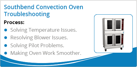 southbend convection oven troubleshooting guide