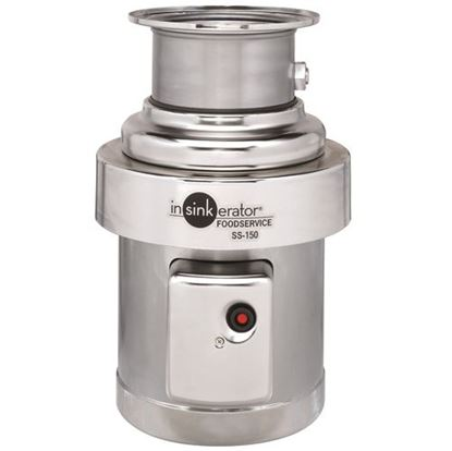Picture of  1-1/2 Hp Waste Disposer for In-sink-erator Part# SS-150-34