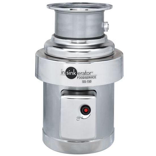 Picture of  1-1/2 Hp Waste Disposer for In-sink-erator Part# SS-150-3
