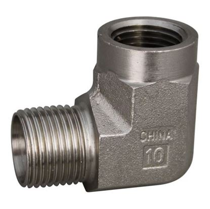 "Picture of  1/2"" Pipe Coupling for Henny Penny Part# FP01-118"