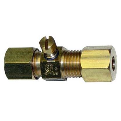"""Picture of  1/4"""" Cc Tube Coupling for Jade Range Part# 4417400000"""