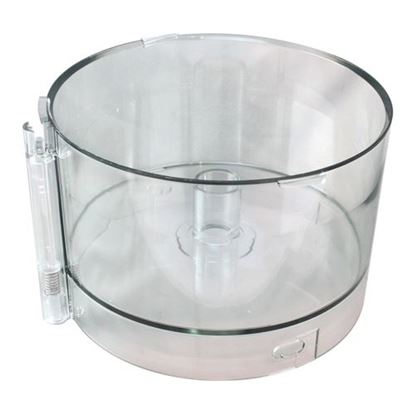 Picture of  2 1/2 Qt Clear Bowl for Robot Coupe Part# 117900S