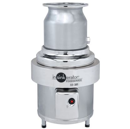 Picture of  3 Hp Waste Disposer for In-sink-erator Part# SS-300-3