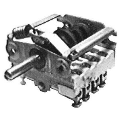 Picture of  3-heat Switch for Garland Part# 02667-1