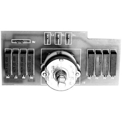 Picture of  8 Position Switch for Blodgett Part# 18577