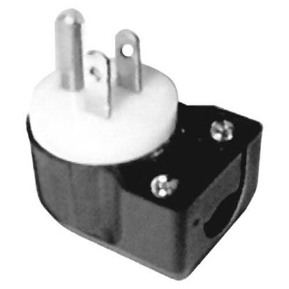 Picture of  Angle Plug for Bussmann Part# 6265