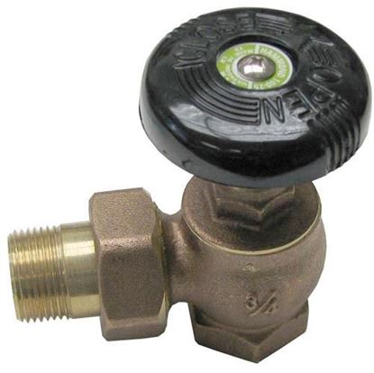 Picture of  Angle Valve for Watts Part# 503-00519-20-(3/4)