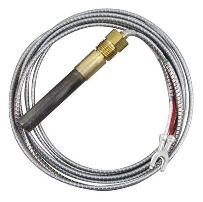 Picture of  Armored Thermopile for Bakers Pride Part# M1265X