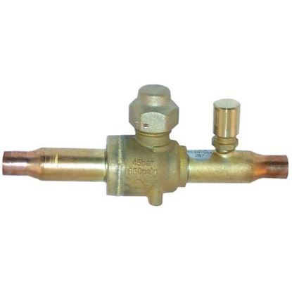 "Picture of  Ball Valve 3/8"" for Danfoss Part# 009G7051"