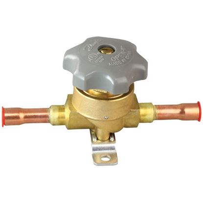 "Picture of  Bml 10s Stop Valve 3/8"" for Danfoss Part# 009G0222"