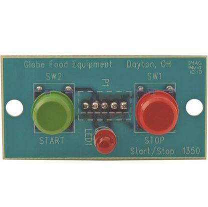 Picture of  Board, Circuit for Globe Part# 1350