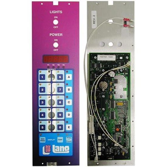 Picture of  Board, Control for Lang Part# 2J-40102-44