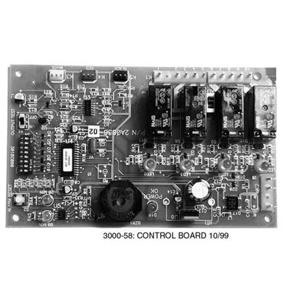 Picture of  Board, Control for Hoshizaki Part# 2A0836-02