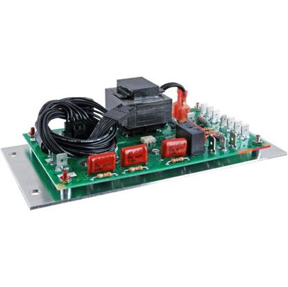 Picture of  Board,power for Star Mfg Part# 2U200592