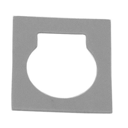 Picture of  Bowl Spout Gasket for Jet Spray Part# S6901