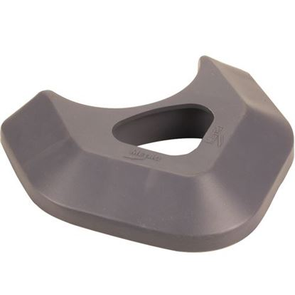 Picture of  Bumper,caster for Intermetro Part# M9992DBX