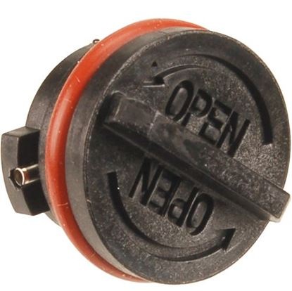 Picture of  Door,battery (accu-tuff) for Cooper Thermometer Part# 14340