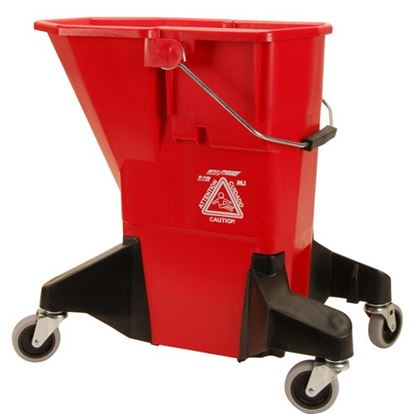 Picture of  Bucket,mop (red) for Lancaster Colony Part# 940915