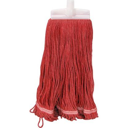 Picture of  Mop Head (red) for Lancaster Colony Part# 3CS-L-RRBK
