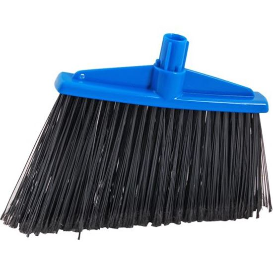 Picture of  Broom Head (angle, Blue) for Lancaster Colony Part# 940160-FLGD