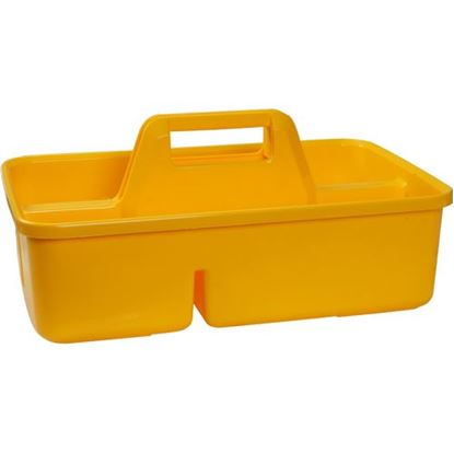 Picture of  Caddy,restroom (yellow) for Lancaster Colony Part# 992665