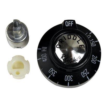 Picture of  Dial for DCS (Dynamic Cooking Systems) Part# 14005-1