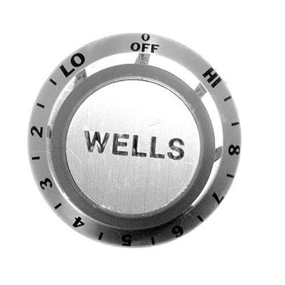 Picture of  Dial for Wells Part# 2R-30372