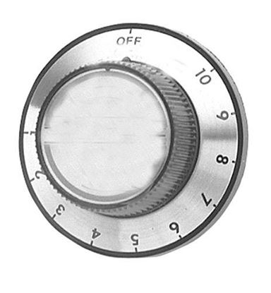 Picture of  Dial for Alto Shaam Part# 2868