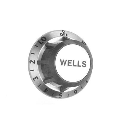 Picture of  Dial for Wells Part# 2R-40498