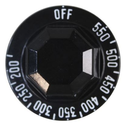 Picture of  Dial - Off/200-550f for Bakers Pride Part# S1055A