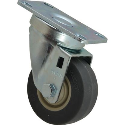 Picture of  Caster,swivel for Cambro Part# 60352