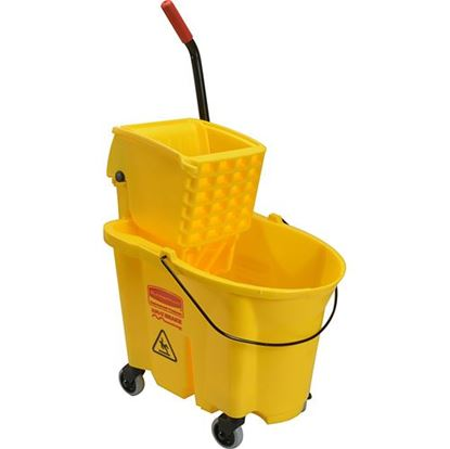 Picture of  Bucket,mop for Rubbermaid Part# 6130