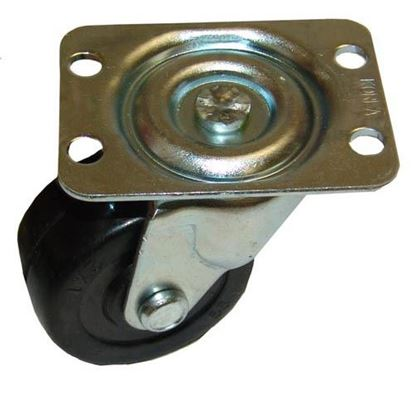 Picture of  Plate Mount Caster, No for Fast Part# 150-20206