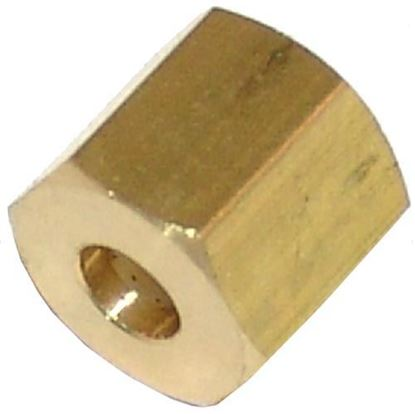 """Picture of  Nut, Compression-3/16"""""""