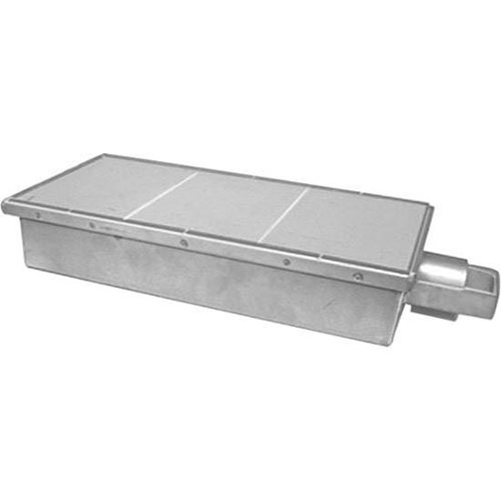 Picture of  Burner, I/r - Broiler for DCS (Dynamic Cooking Systems) Part# 12024