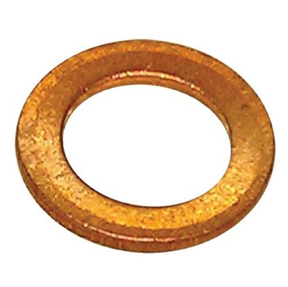 Picture of  Copper Washer - Pk/10 for Rational Part# 1315.0101