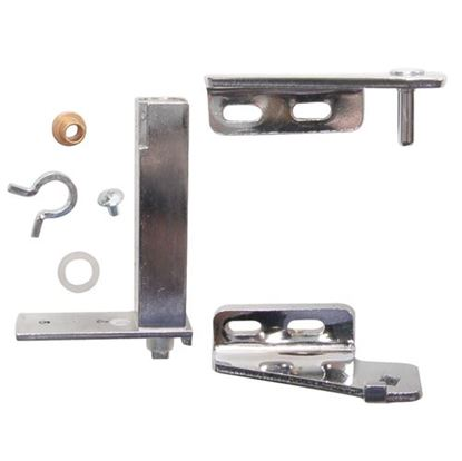 Picture of  Hinge Assy for Continental Refrigeration Part# CRC-20208