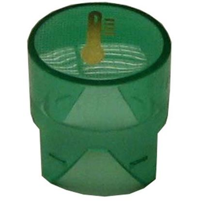 Picture of  Green Pilot Lens for Cadco Part# VE164