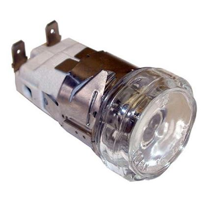 Picture of  Oven Light Assy for Cadco Part# VE030