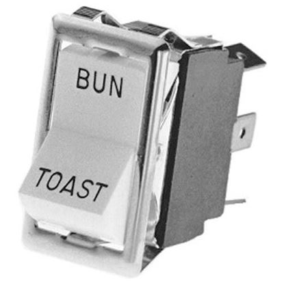 Picture of  Bun-toast Switch for Savory Part# 12153
