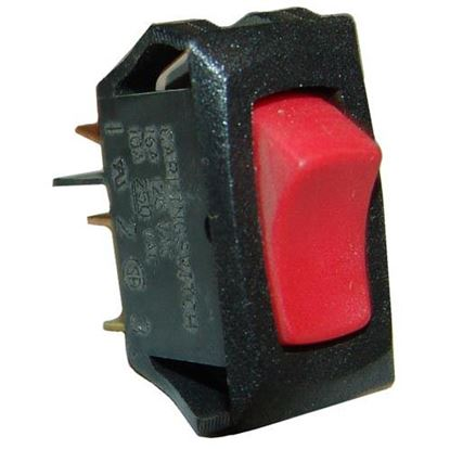 Picture of  Rocker Switch for Pitco Part# P5047142