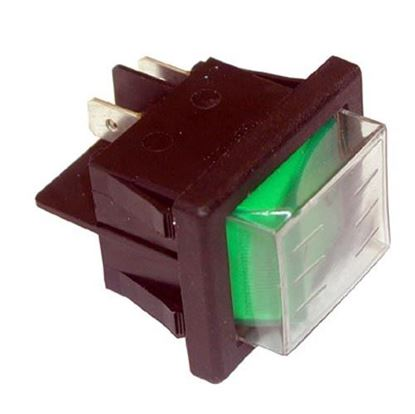 Picture of  Rocker Switch for Cadco Part# 9032