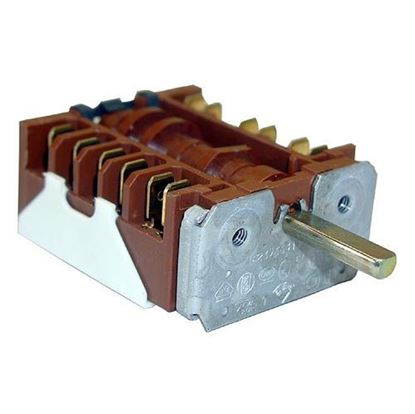 Picture of  Rotary Switch for Cadco Part# VE025