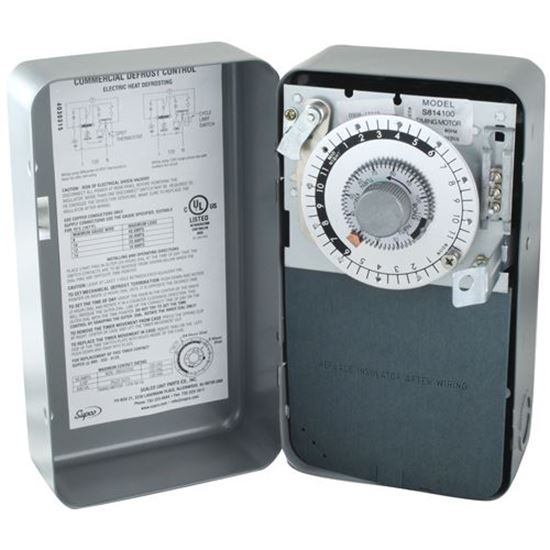 Picture of  Defrost Timer for Beverage Air Part# 502-115A