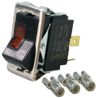 Picture of  Rocker Switch for Custom Deli Equipment Part# CDI-395