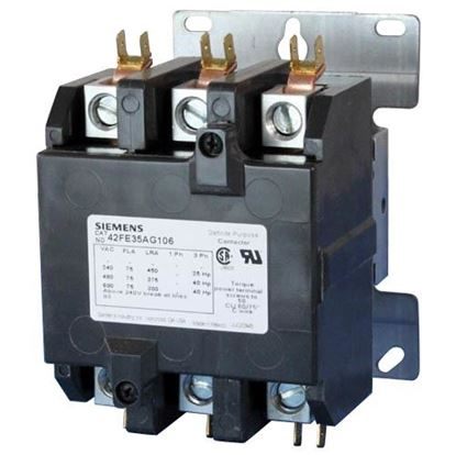 Picture of  Contactor for Furnas Part# 42FE35AG106